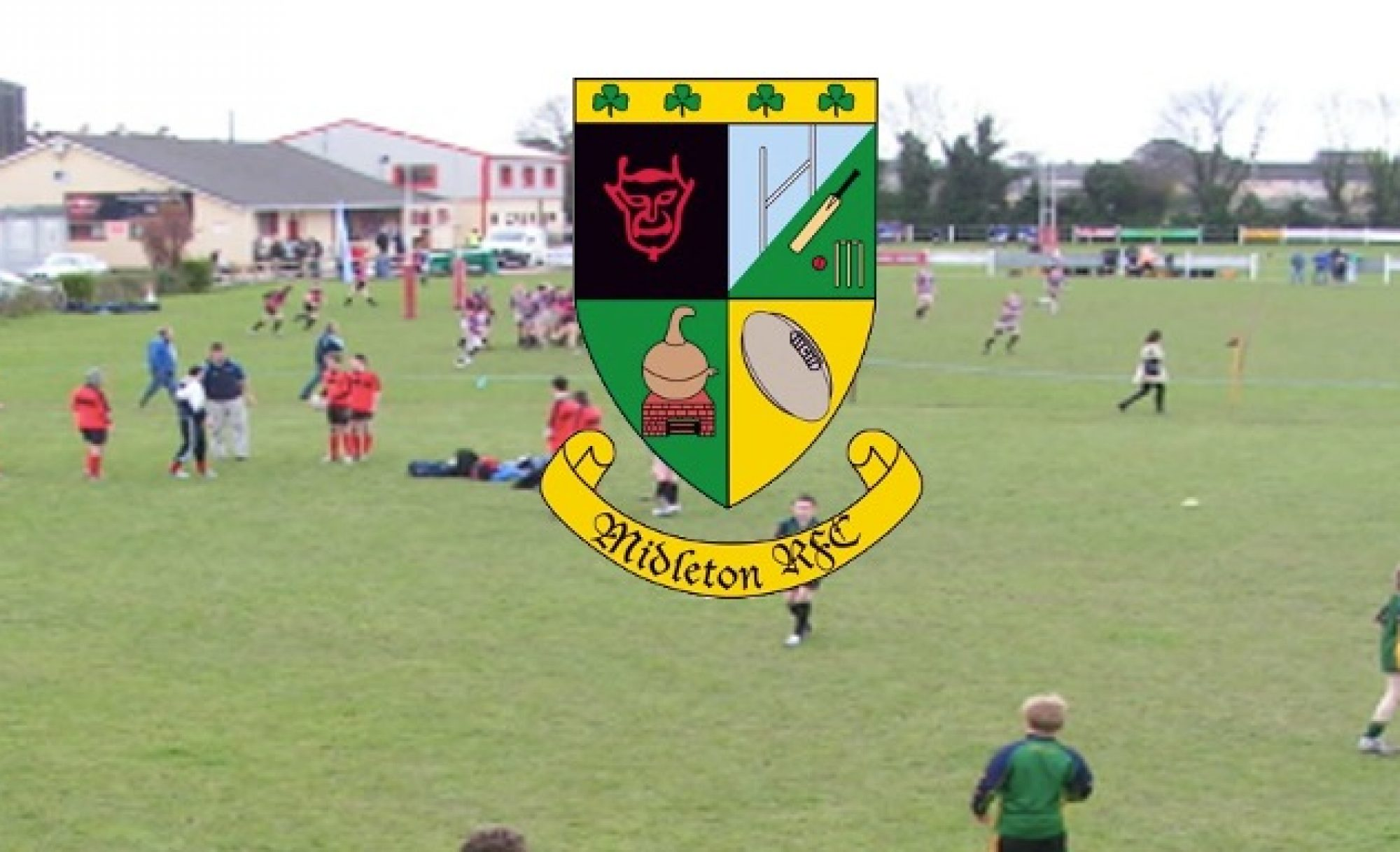 Welcome to Midleton  RFC